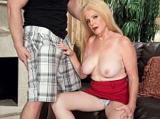 Young dick and a creampie