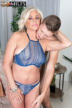 Payton fucks her son's friend